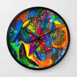 Miracleye Wall Clock
