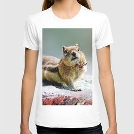 Talk to the Hand by OLena Art T-shirt