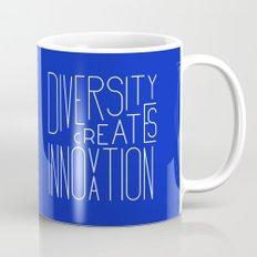 Diversity creates innovation Mug