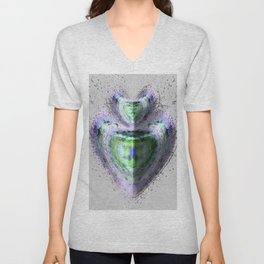 Spiritual Shield Unisex V-Neck