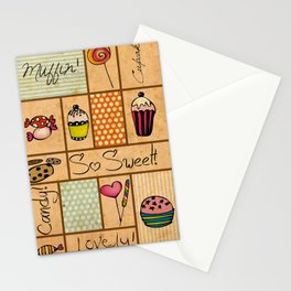 Sweet Things! Stationery Cards
