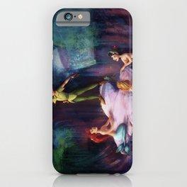 The Mermaid Lagoon-Peter Pan iPhone Case