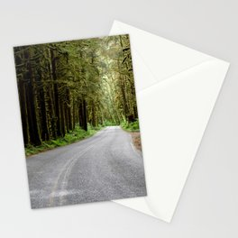 Rainforest Road Stationery Cards