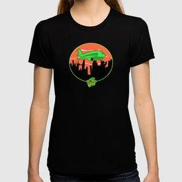 Unisex Version FJM  Planes and Jane's T-shirt