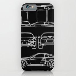 Supra Mk 4 iPhone Case