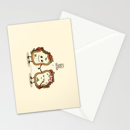 Let's Grow Mold Together Stationery Cards