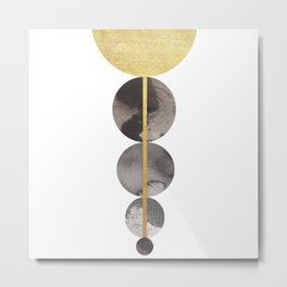 Traveling mind2 Metal Print