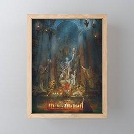 The Relics of St. Cani Framed Mini Art Print
