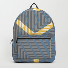 To Bee Or Not - arrow graphic Backpack