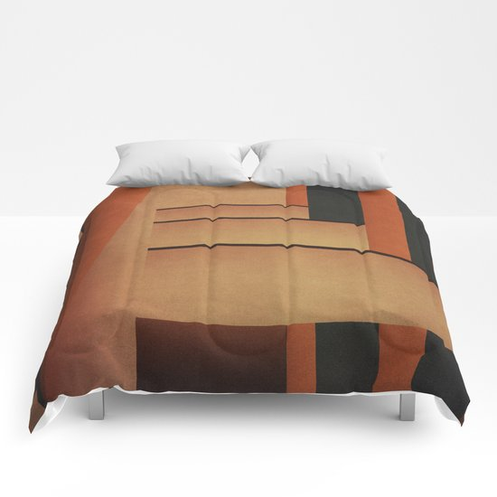 Abstract #111 Comforters
